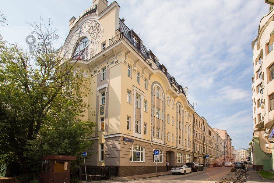 Москва, Сеченовский переулок, 3