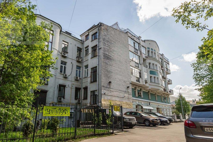 Москва, Жуковского ул., 4с1
