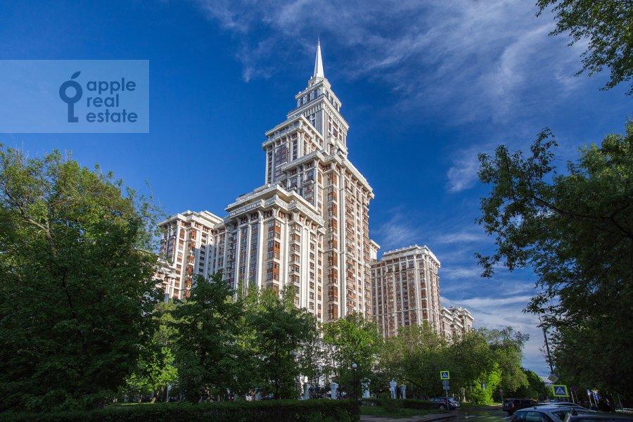 Москва, Чапаевский пер., 3