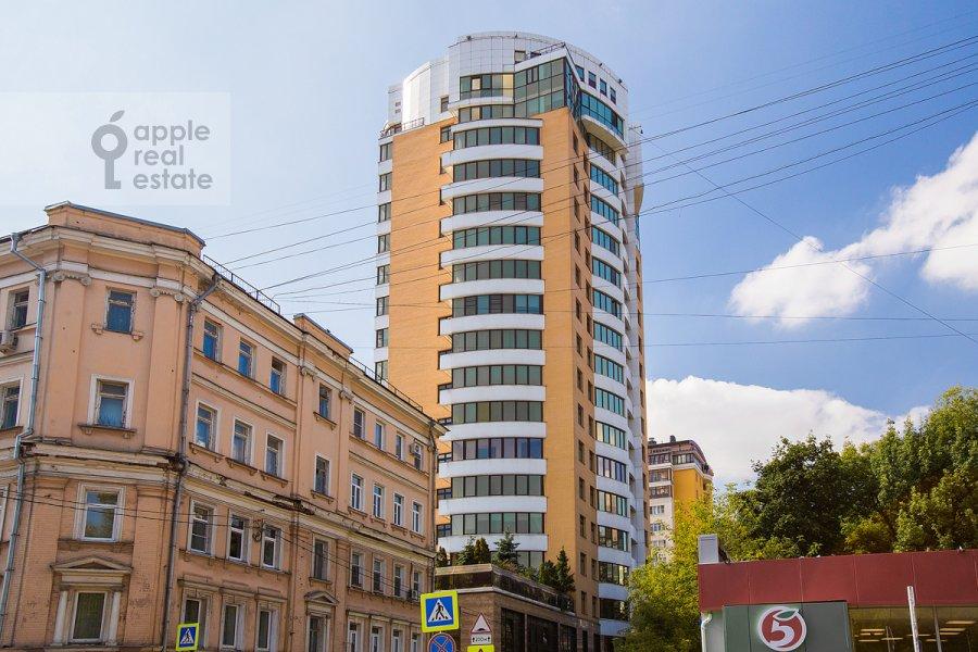 Москва, Октябрьский переулок, 5