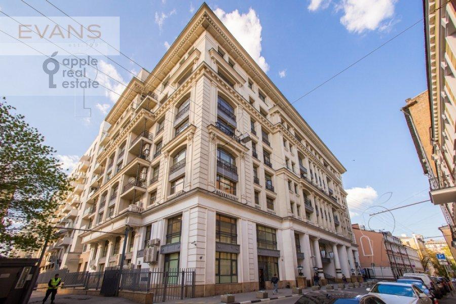 Москва, Казарменный переулок, 3