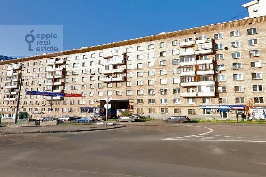 Москва, гончарный проезд, дом 6, строение 1а, серия ii-08 (ц.